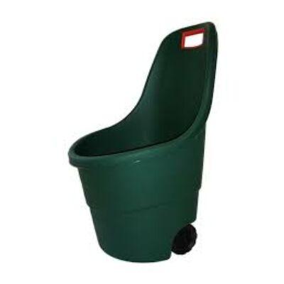 Keter easy go műanyag kerti talicska 55l