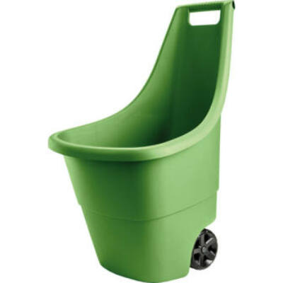 Keter Easy go breeze műanyag kerti talicska