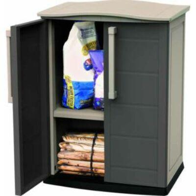 Keter boston base compact shed műanyag kerti szekrény