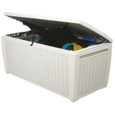 Keter pool box műanyag kerti láda 500l