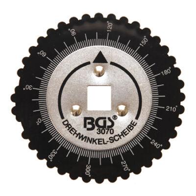 BGS-3070 Szögrehúzó tárcsa hajtószárakhoz 1/2
