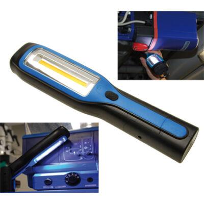 BGS-85316 mágneses és akasztós LED munkalámpa