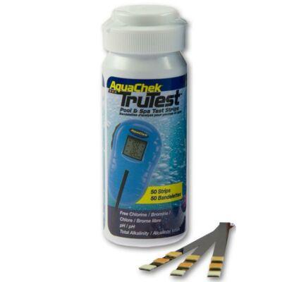 AquaChek TruTest teszcsík 50db/cs (digitális vízelemzőhöz)