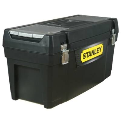 """Stanley Szerszámosláda fém csattal 20"""""""