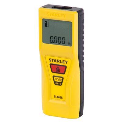 Stanley Lézeres távolságmérő 20méter TLM65